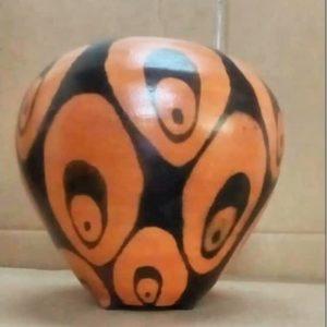 Painted Vase