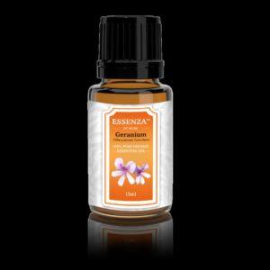Geranium Essential Oil (Pelargonium Gravelens)